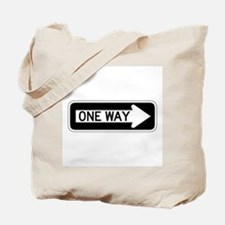 One Way Right - USA Tote Bag