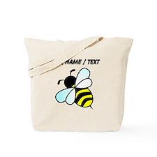Custom Bumble Bee Tote Bag