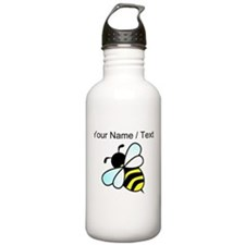 Custom Bumble Bee Water Bottle