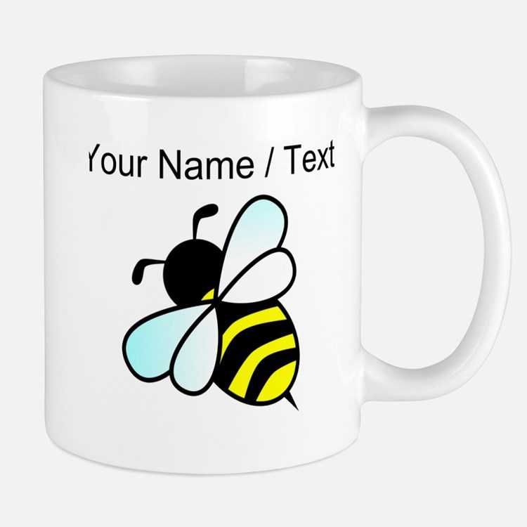 Custom Bumble Bee Mugs