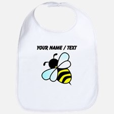 Custom Bumble Bee Bib