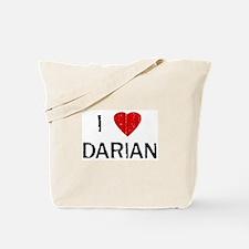 I Heart DARIAN (Vintage) Tote Bag