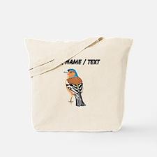 Custom Robin Tote Bag