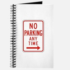 No Parking Any Time Right - USA Journal