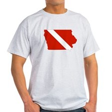 Iowa Diver T-Shirt