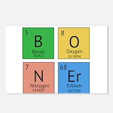 Chemistry Boner Postcards (Package of 8)