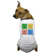 Chemistry Boner Dog T-Shirt
