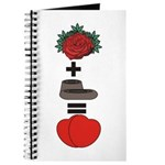 Flowers + Chocolate = Love Journal
