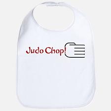 JUDO CHOP! Bib