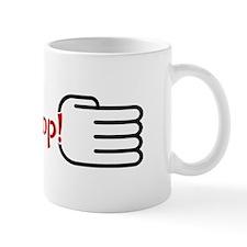 JUDO CHOP! Coffee or Tea Mug