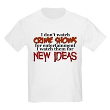 Crime Shows T-Shirt