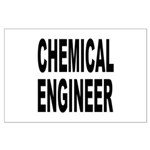 Chemical Engineer Large Poster