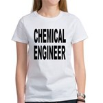 Chemical Engineer (Front) Women's T-Shirt