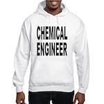 Chemical Engineer (Front) Hooded Sweatshirt