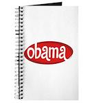 Obama Retro Journal