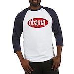 Obama Retro Baseball Jersey