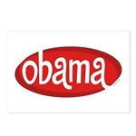 Obama Retro Postcards (Package of 8)