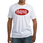 Obama Retro Fitted T-Shirt