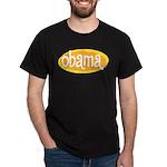 Obama Retro Black T-Shirt