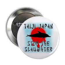 """Taiji Slaughter 2.25"""" Button"""
