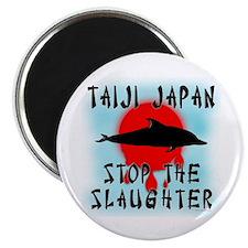 Taiji Slaughter Magnet