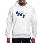 Cloning is Fun Hooded Sweatshirt