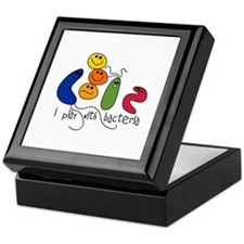 Play with Bacteria Keepsake Box
