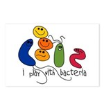 Play with Bacteria Postcards (Package of 8)