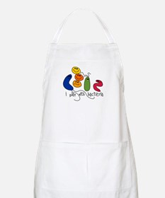 Play with Bacteria BBQ Apron