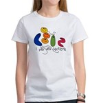 Play with Bacteria Women's T-Shirt