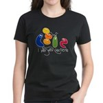 Play with Bacteria Women's Dark T-Shirt