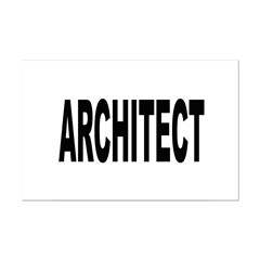 Architect Posters