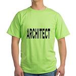 Architect Green T-Shirt