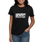 Architect (Front) Women's Dark T-Shirt