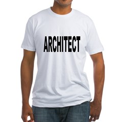Architect Fitted T-Shirt