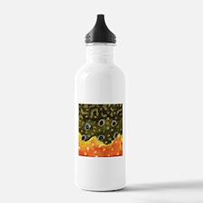 Trout Fly Fishing Water Bottle