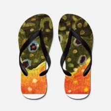 Trout Fly Fishing Flip Flops