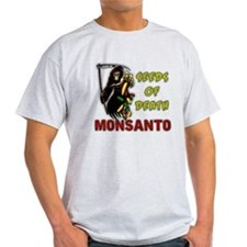 Seeds of Death - Monsanto T-Shirt