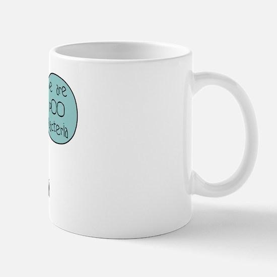 Poo Bacteria Mug