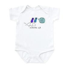 Poo Bacteria Infant Bodysuit
