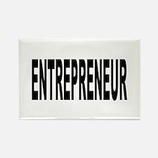 Entrepreneur Rectangle Magnet (10 pack)
