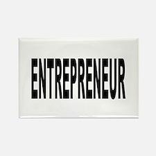 Entrepreneur Rectangle Magnet