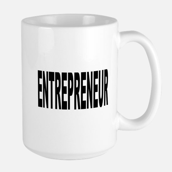 Entrepreneur Large Mug