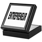 Entrepreneur Keepsake Box