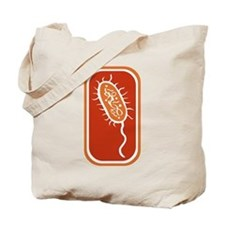 Bacterial Cell Tote Bag