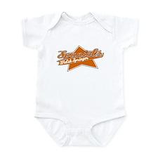 Baseball Welsh Springer Spaniel Baby Bodysuit