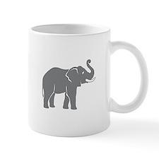 Elephant Silhouette - Mug