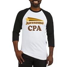 Awesome CPA Baseball Jersey