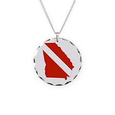Georgia Diver Necklace