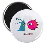 Germ Warfare Magnet